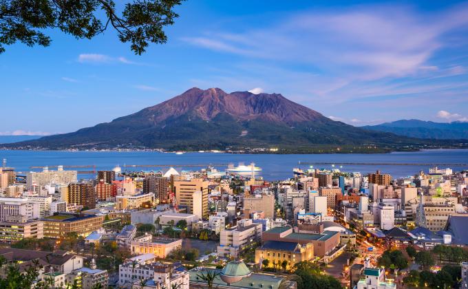Let's go!Kagoshima!